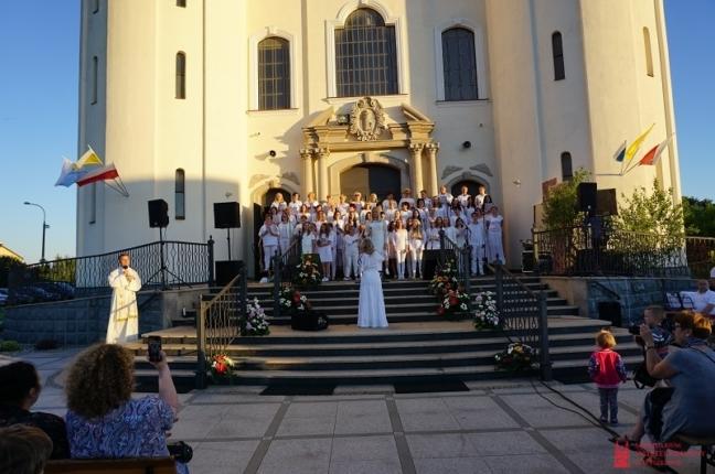 Koncert Uwielbienia w Boże Ciało 15.06.2017