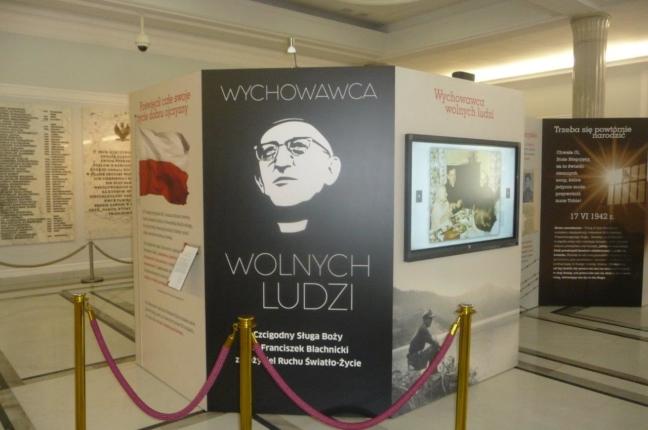 Wystawa - WYCHOWAWCA WOLNYCH LUDZI