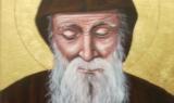 Św. Charbel w naszym Sanktuarium