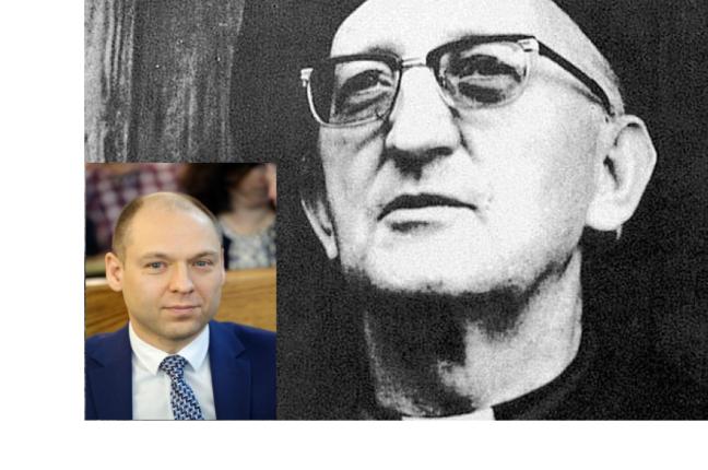 Dr R. Derewenda o Sł. Bożym Ks. Franciszku Blachnickim