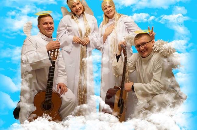 Szkolny konkurs piosenki religijnej :
